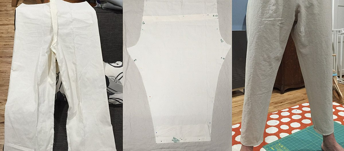 Ashitaka-WIP-Pants