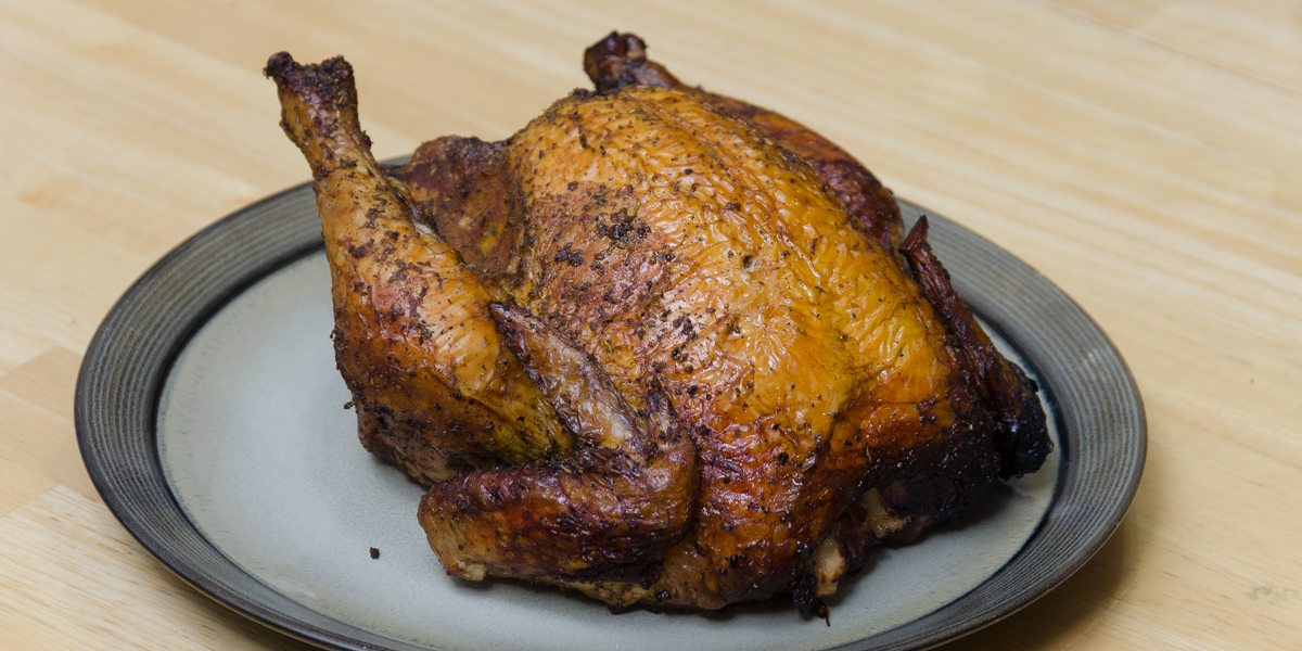 CharBroil Whole Chicken