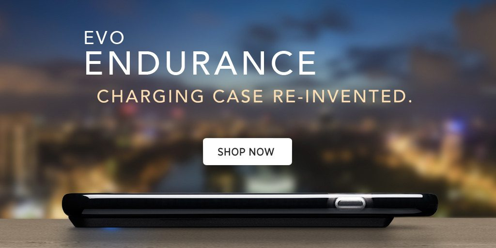 The Tech21 Evo Endurance IPhone Case Brings Extra Juice in a New Way