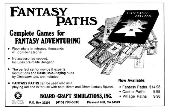 Fantasy Paths