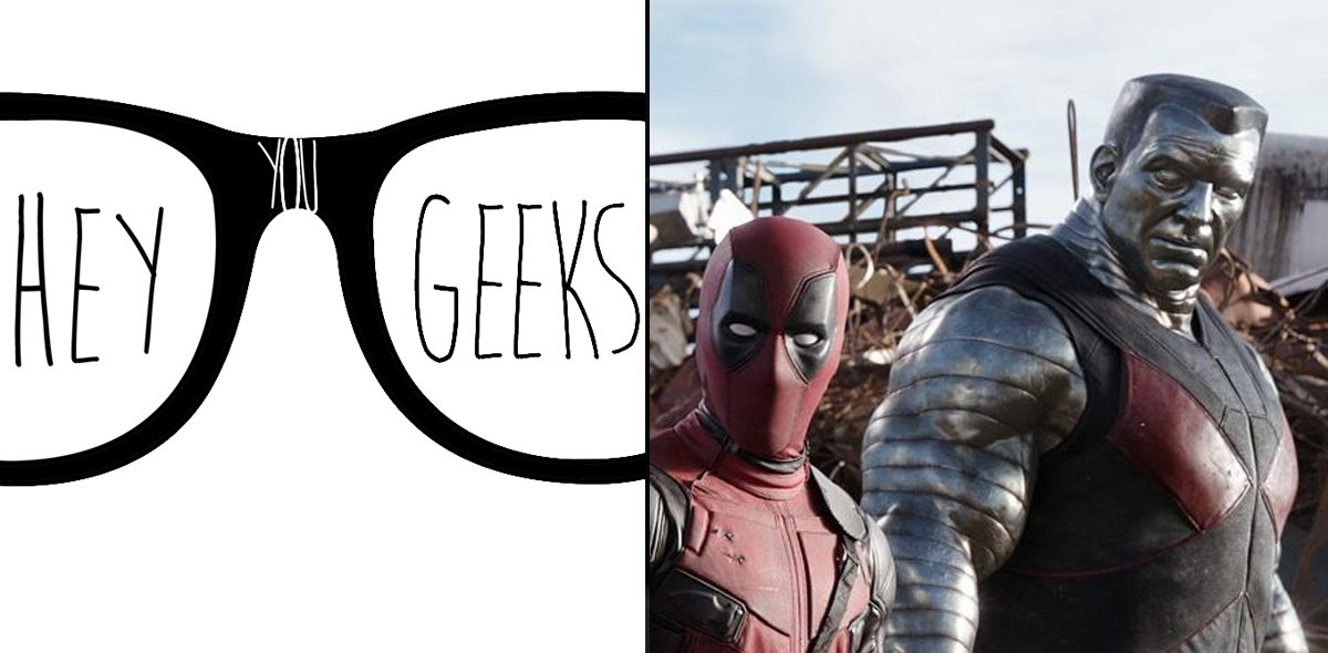 Hey You Geeks #49: Talking 'Deadpool' With Colossus Actor Stefan Kapicic