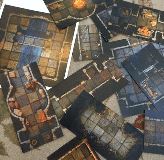 Fantasy RPG 2D Terrain Products - Past & Present - GeekDad