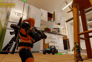 Hypercharge video game screenshot