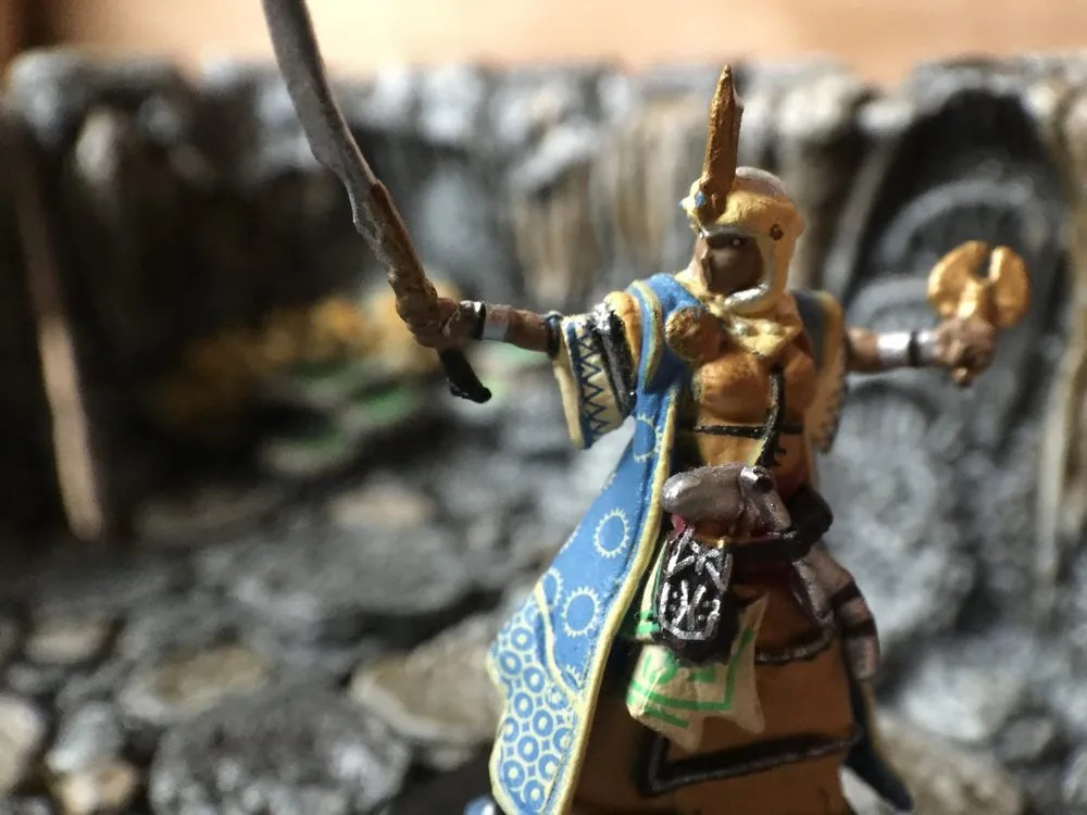 Kyra Prepainted Miniature