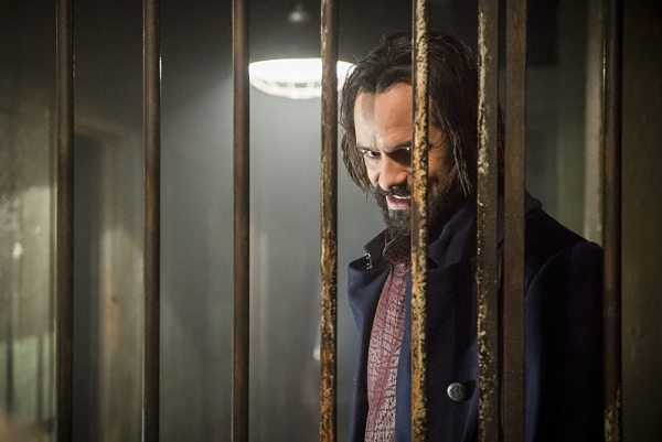 "DC's Legends of Tomorrow -- ""Fail-Safe"" -- Image LGN105b_0266b.jpg -- Pictured: Casper Crump as Vandal Savage -- Photo: Diyah Pera/The CW -- �© 2016 The CW Network, LLC. All Rights Reserved."