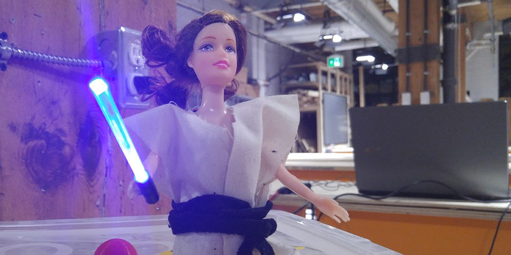 Rey Doll Family Day Hackathon