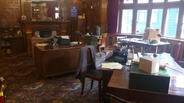 Bletchley Park Library