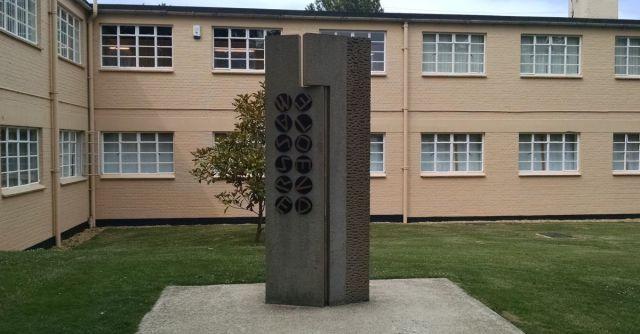 Codebreaker Memorial at Bletchley Park