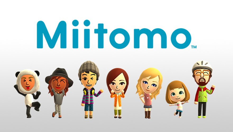 Nintendo's 'Miitomo' Arrives Next Month