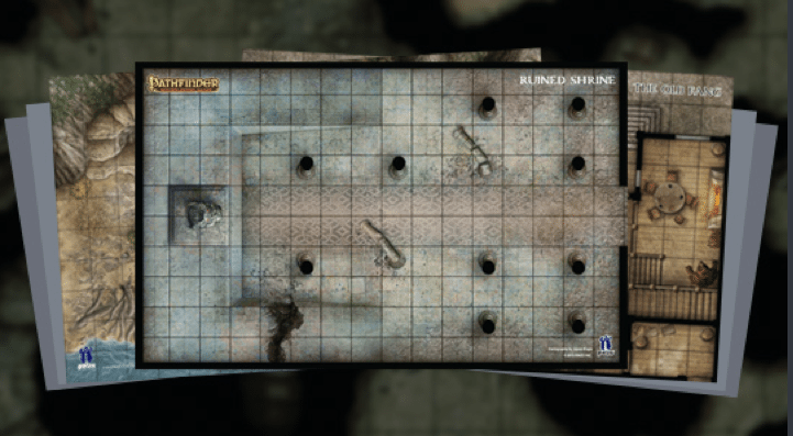 Pathfinder Battle Maps