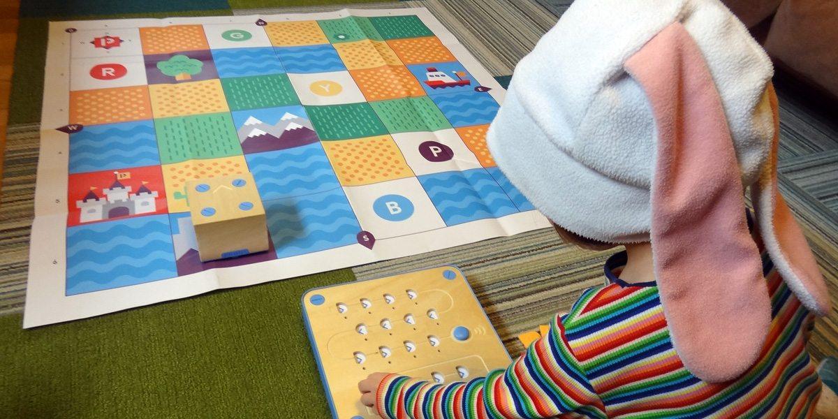Meet Cubetto: Programming for Preschoolers