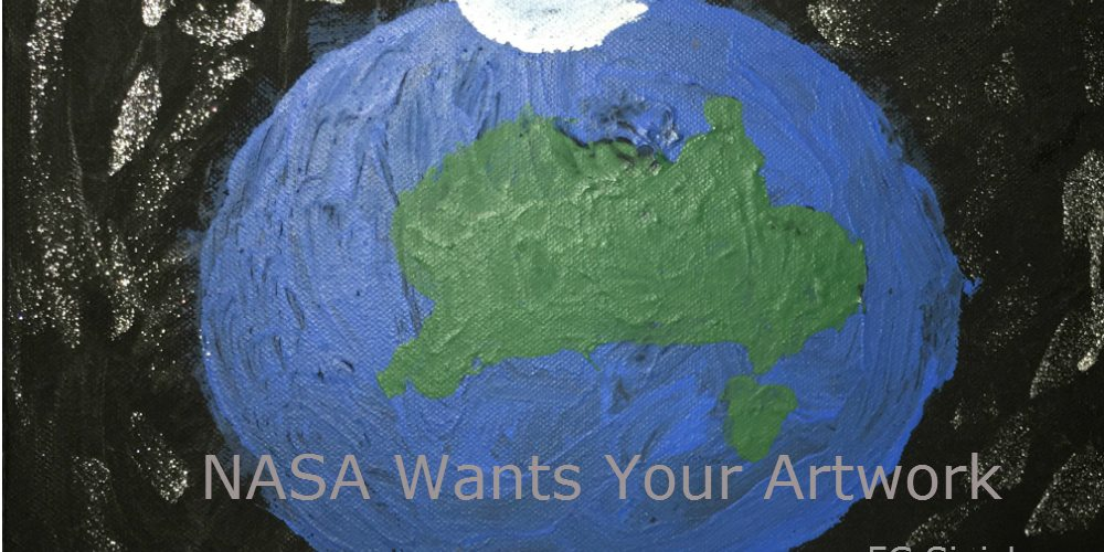 NASA Wants Your Artwork For Space
