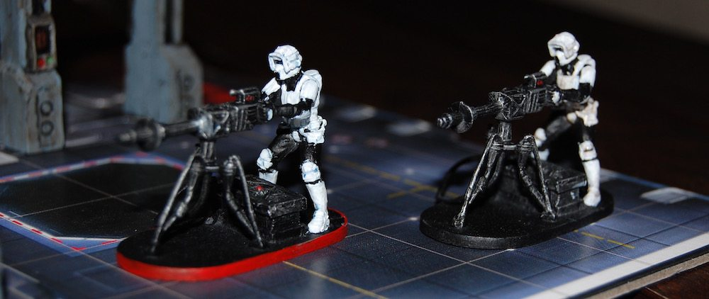 GeekDad Paints! 'Imperial Assault' Part 4 – E-Web Engineers