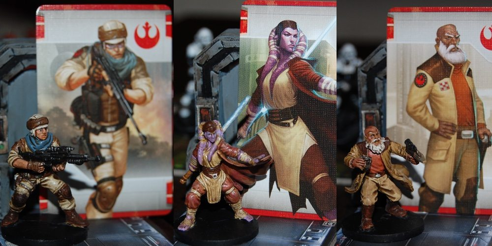 Imperial Assault Heroes Featured