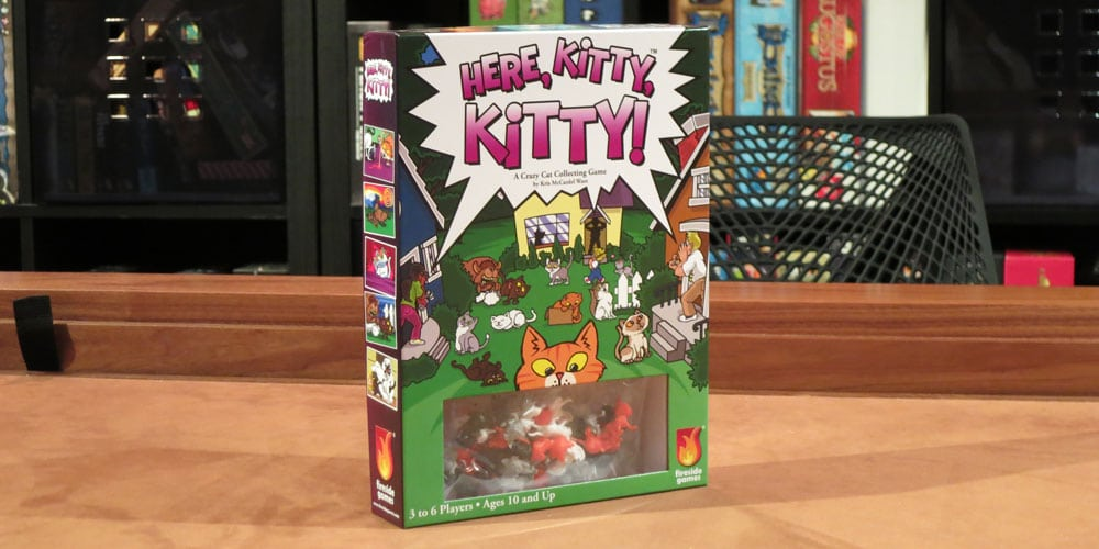 Collect as Many Cats as You Can in 'Here, Kitty, Kitty!'