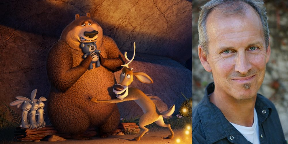 Q Amp A With Open Season Scared Silly Director David Feiss
