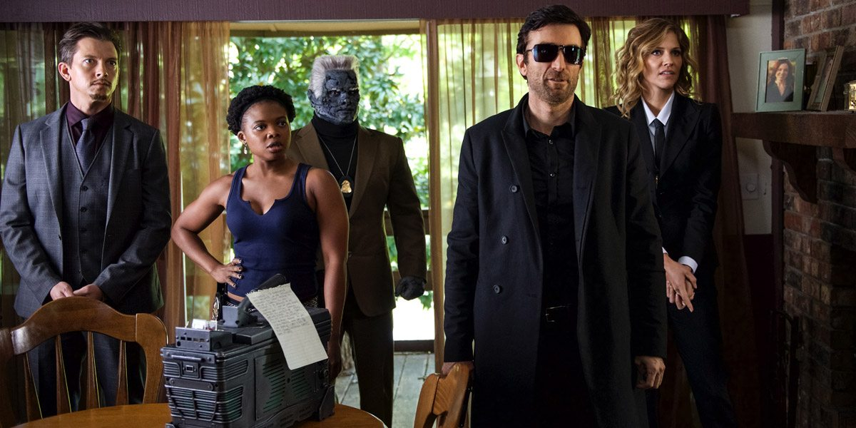 'Powers' Season 2 Trailer Drops