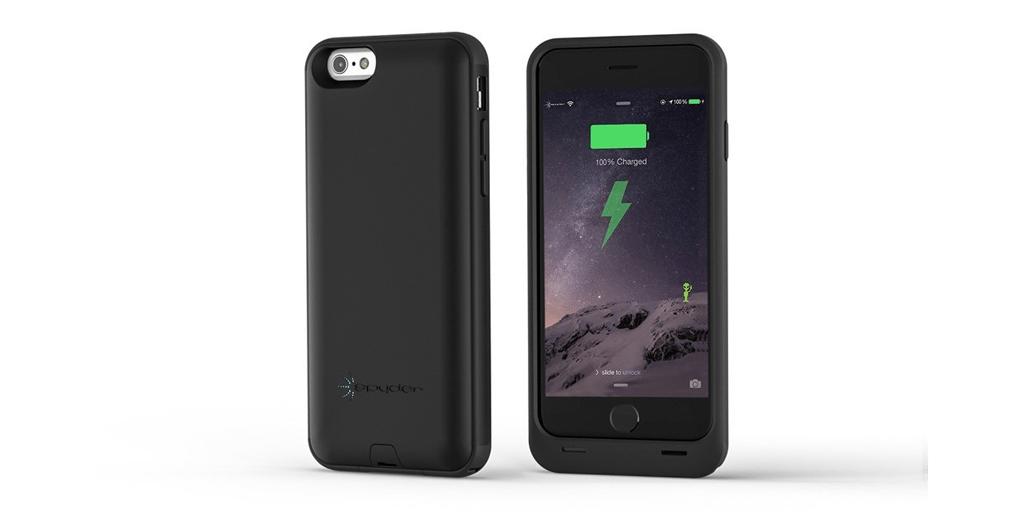 PowerShadow–Spyder's Powerful Recharging Phone Case