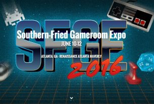 GeekDad sponsors Southern-Fried Gameroom Expo