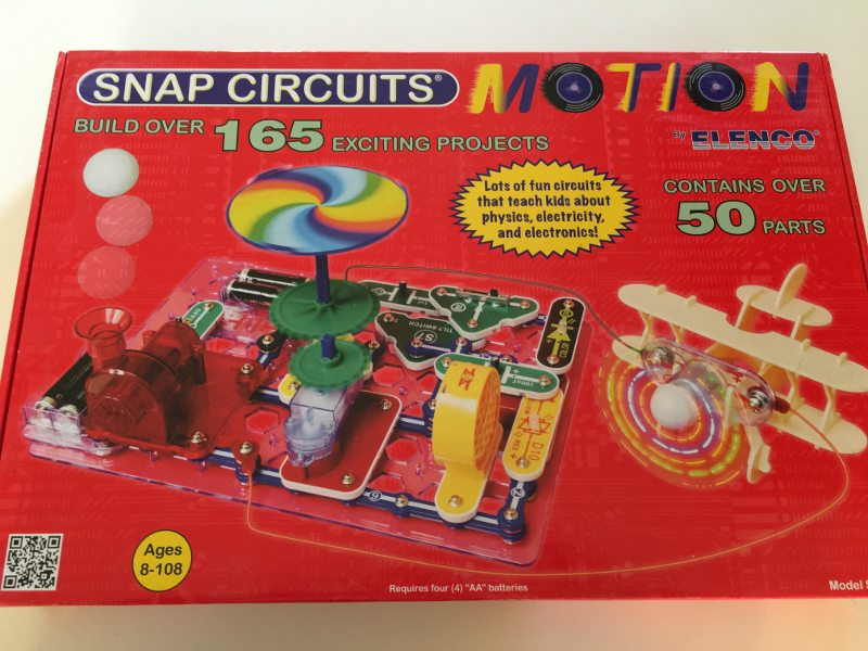 snap circuits student guide jr