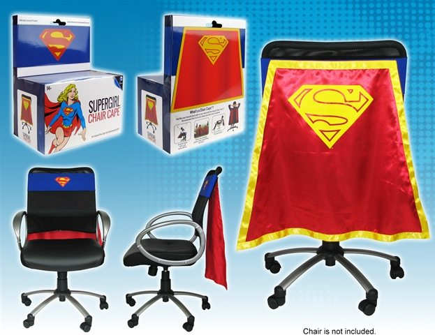 Chair Capes: the Ultimate Office Accessory
