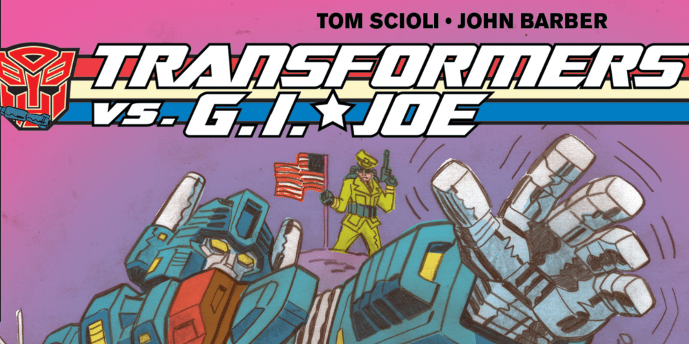 Transformers vs. G.I. Joe #7 Cover