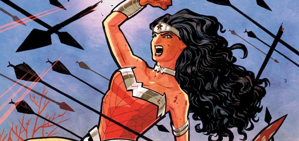 'Batman' and 'Wonder Woman' of DC's New 52 Hit #50