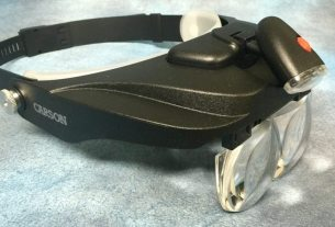 Carson Optical Pro Series MagniVisor