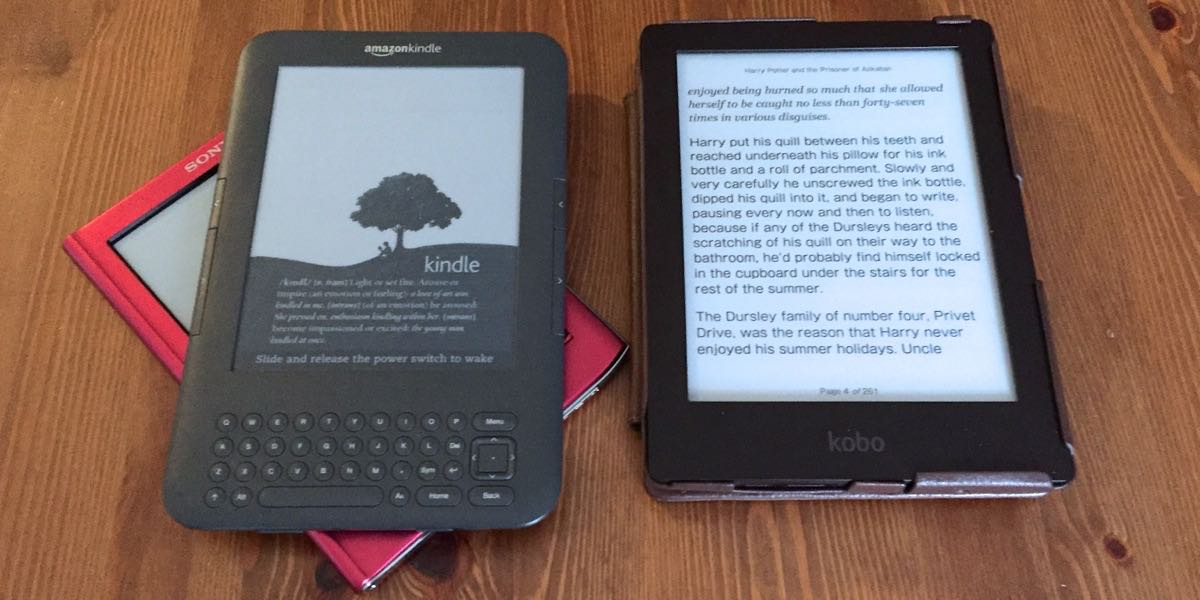 e-reader are still better than tablets for reading