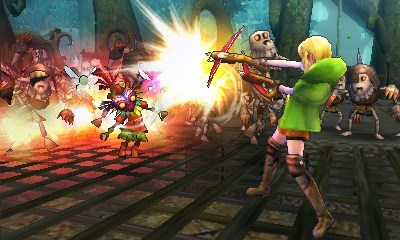 10 Things Parents Should Know About 'Hyrule Warriors Legends