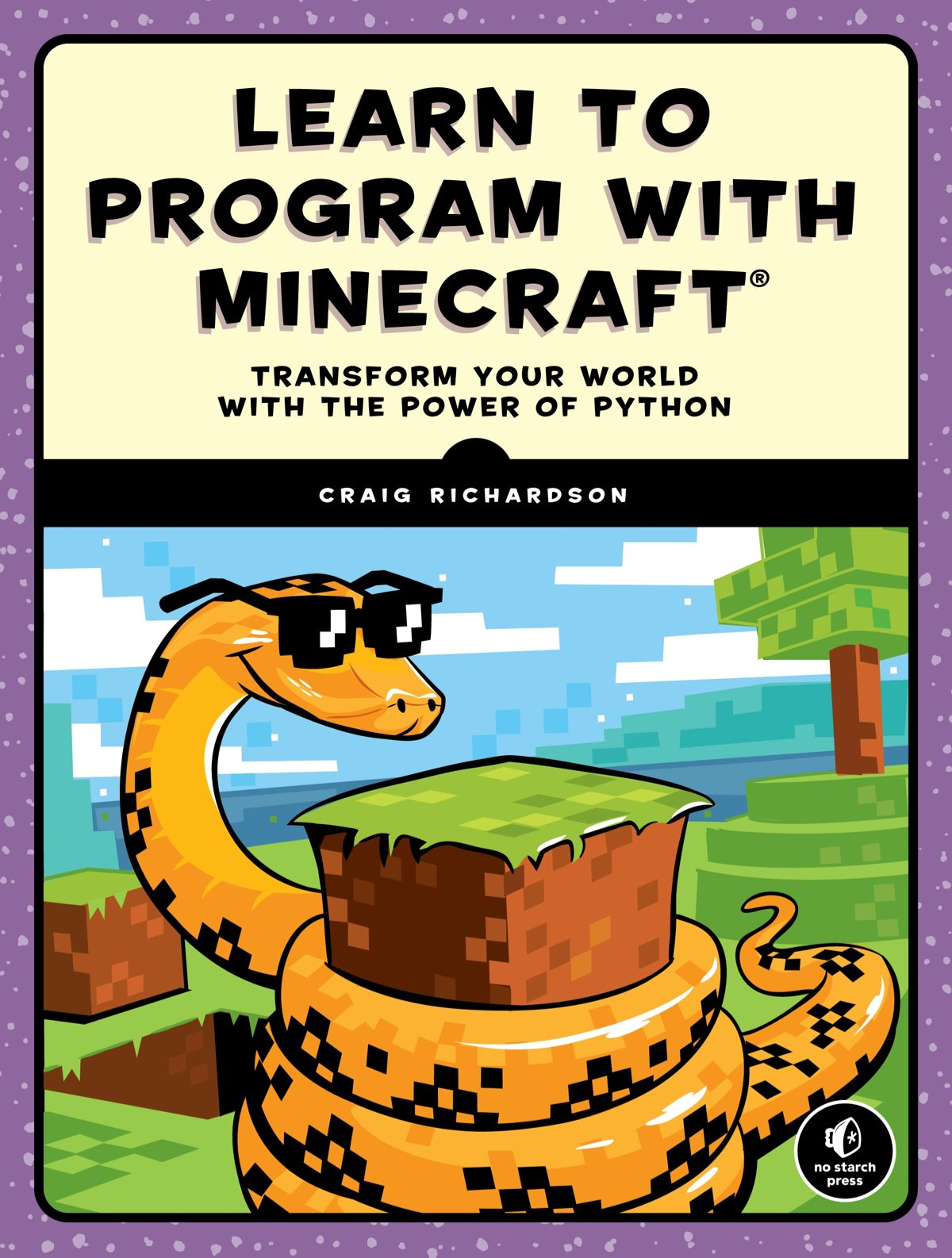 Book Review Learn To Program With Minecraft Geekdad