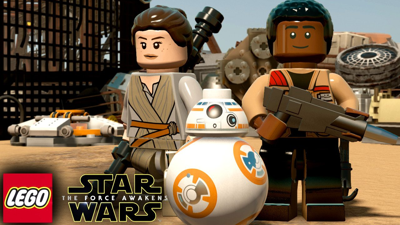 'Lego Star Wars The Force Awakens' Game-Play Trailer Reveals New Mechanics