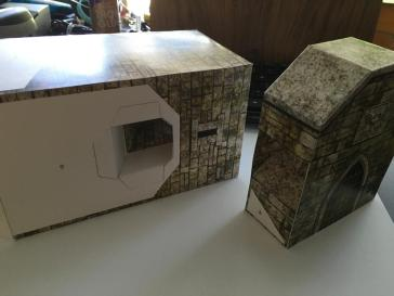 Dice Tower early stages