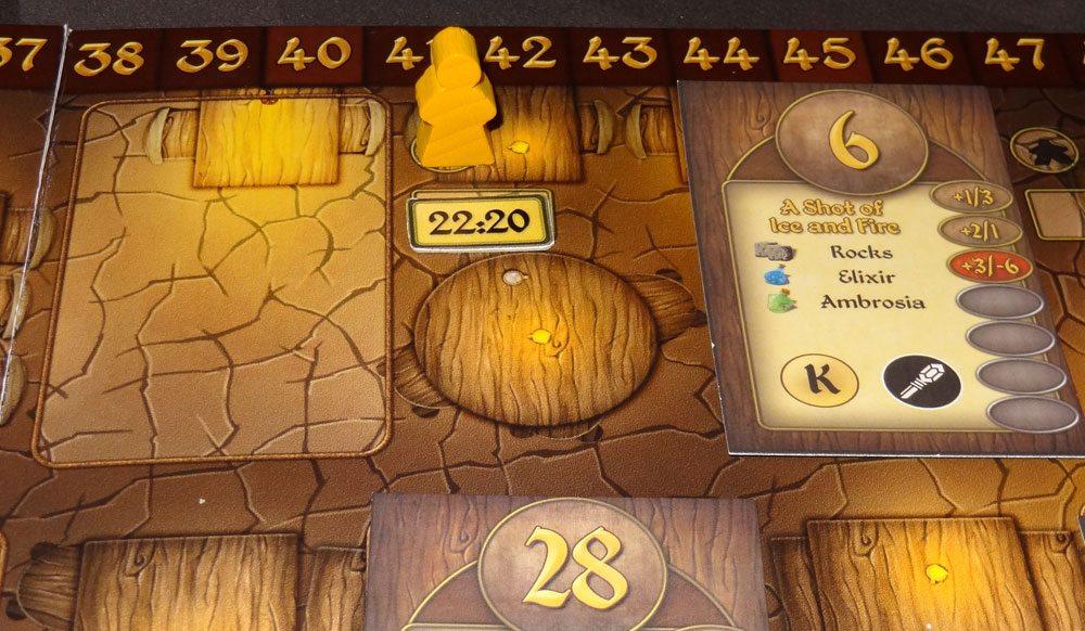 Cavern Tavern take order