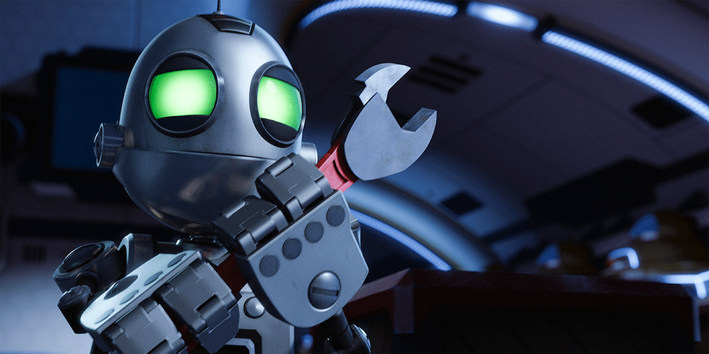 'Defect?' – GeekDad Exclusive Clip From the Upcoming 'Ratchet and Clank' Movie