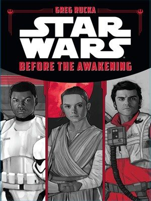 Before The Awakening, Image: Disney Lucasfilm Press