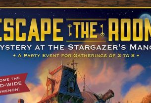 Escape the Room: Mystery at the Stargazer's Manor