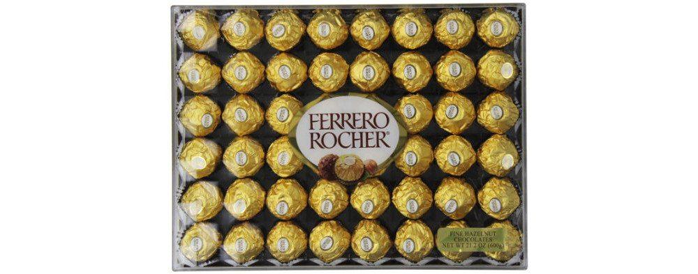 Image: Ferrero Rocher