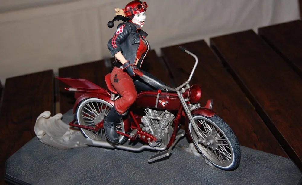 Gotham Garage Harley Quinn