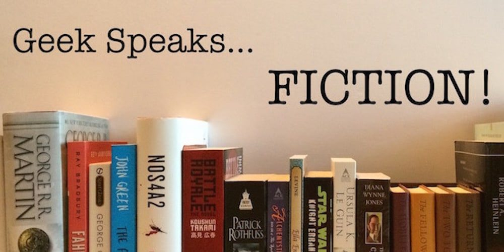 Geek Speaks Fiction… by Jon McGoran!