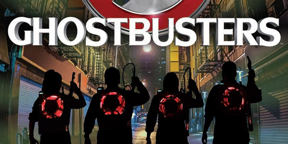 'Ghostbusters' Video Games Announced