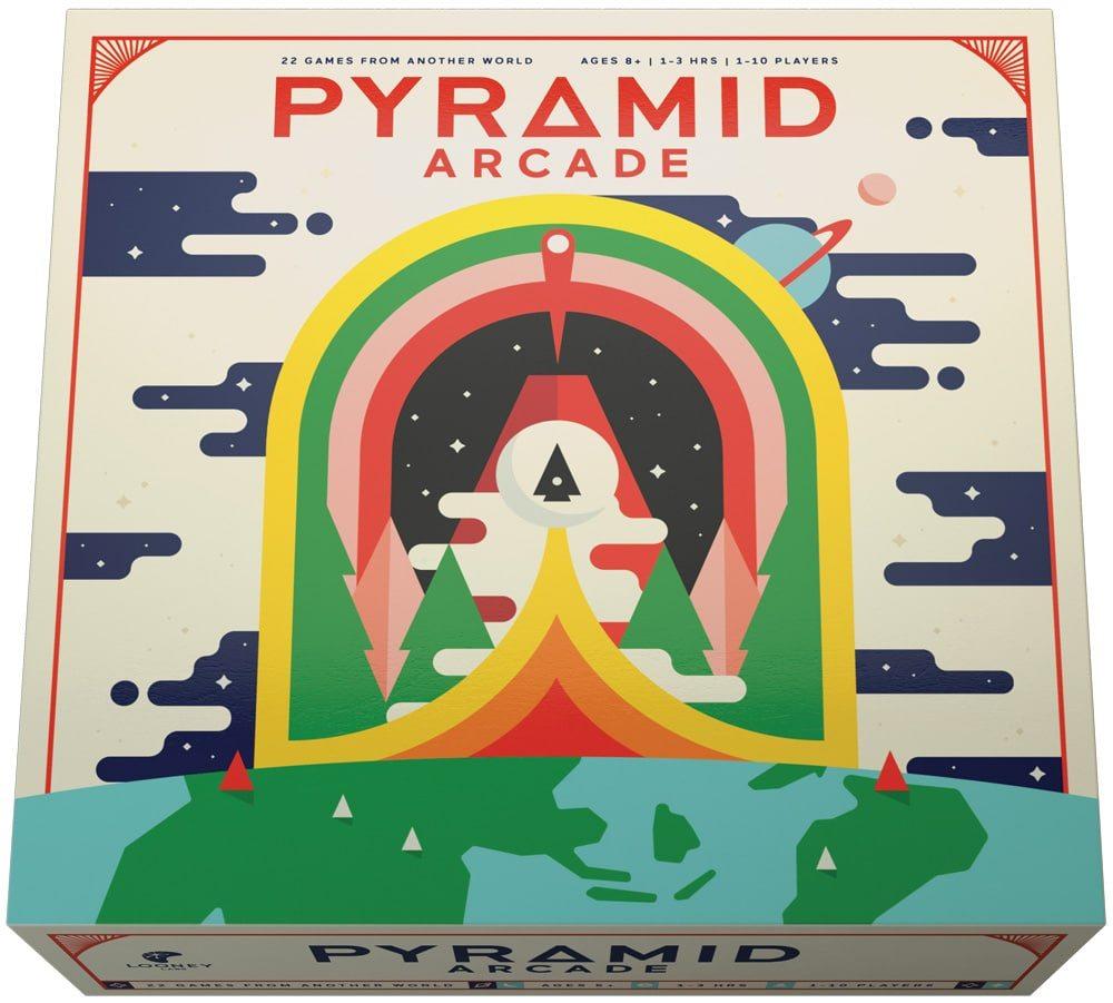 Pyramid Arcade box