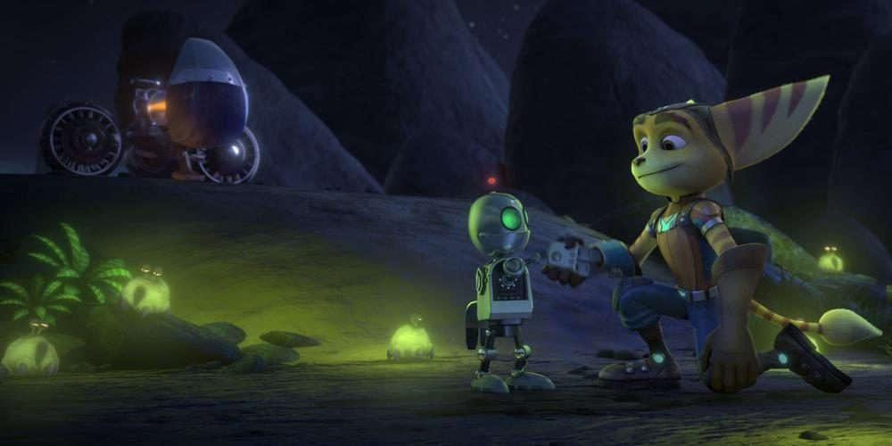 10 Things Parents Should Know About 'Ratchet & Clank'