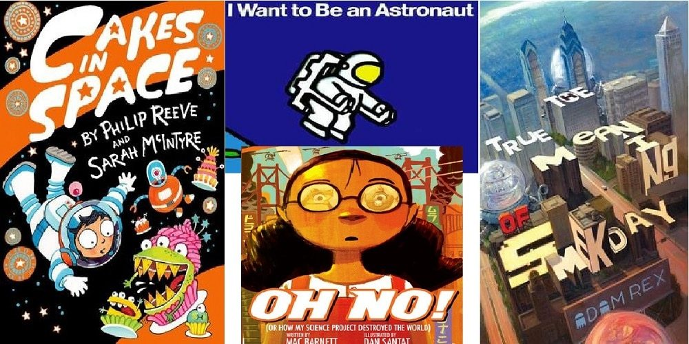 Check It Out: Introducing Science Fiction Literature Age by Age