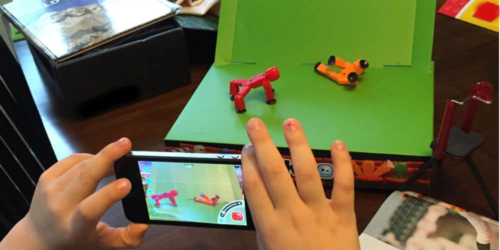 Stikbot: Engaging the Creative, Willful Child
