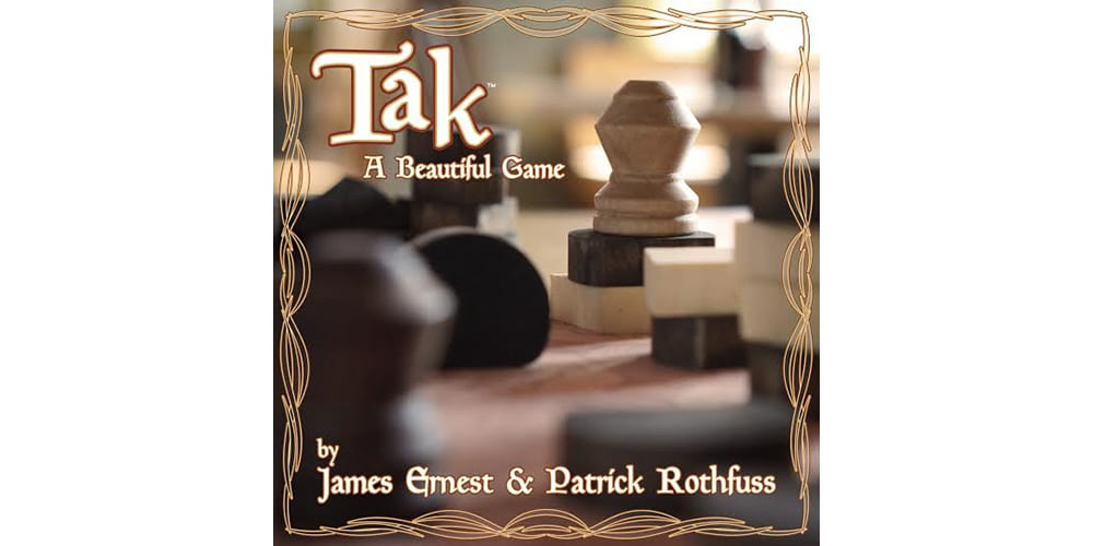 Kickstarter Alert: Play 'Tak' From 'The Kingkiller Chronicles'