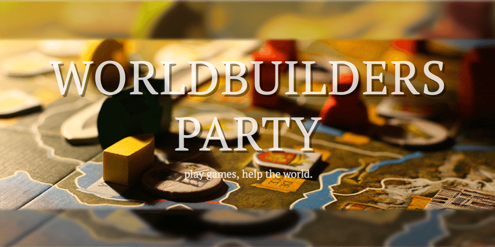 Worldbuilders Party – The Night I Played Games With One Half of 'Acquisitions Incorporated'