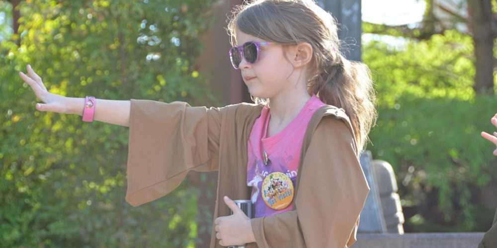 Trying to Build 'Star Wars' Geeks With the Help of Disney World