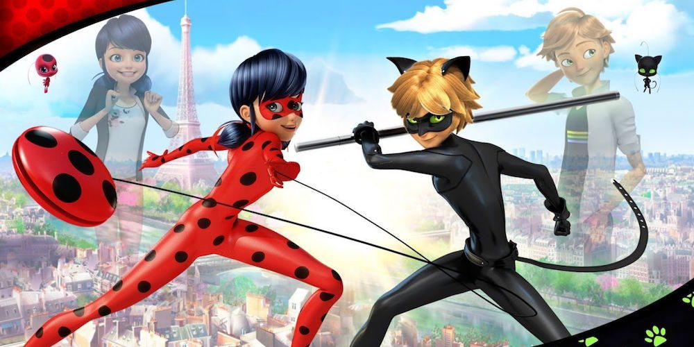 "Say ""Oui"" to 'Miraculous: Ladybug and Cat Noir'"