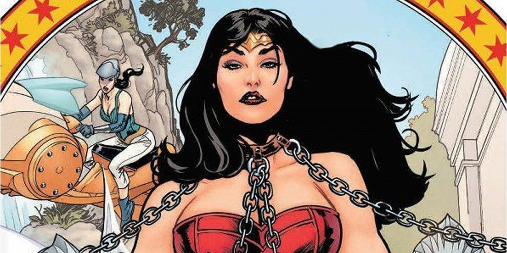 Review: 'Wonder Woman: Earth One, Volume One'